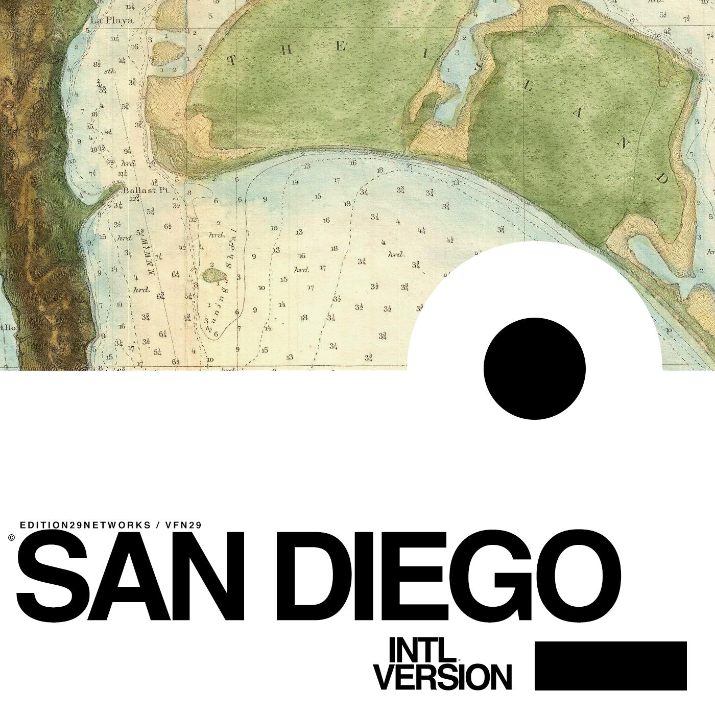 SAN DIEGO / INTL VERSION