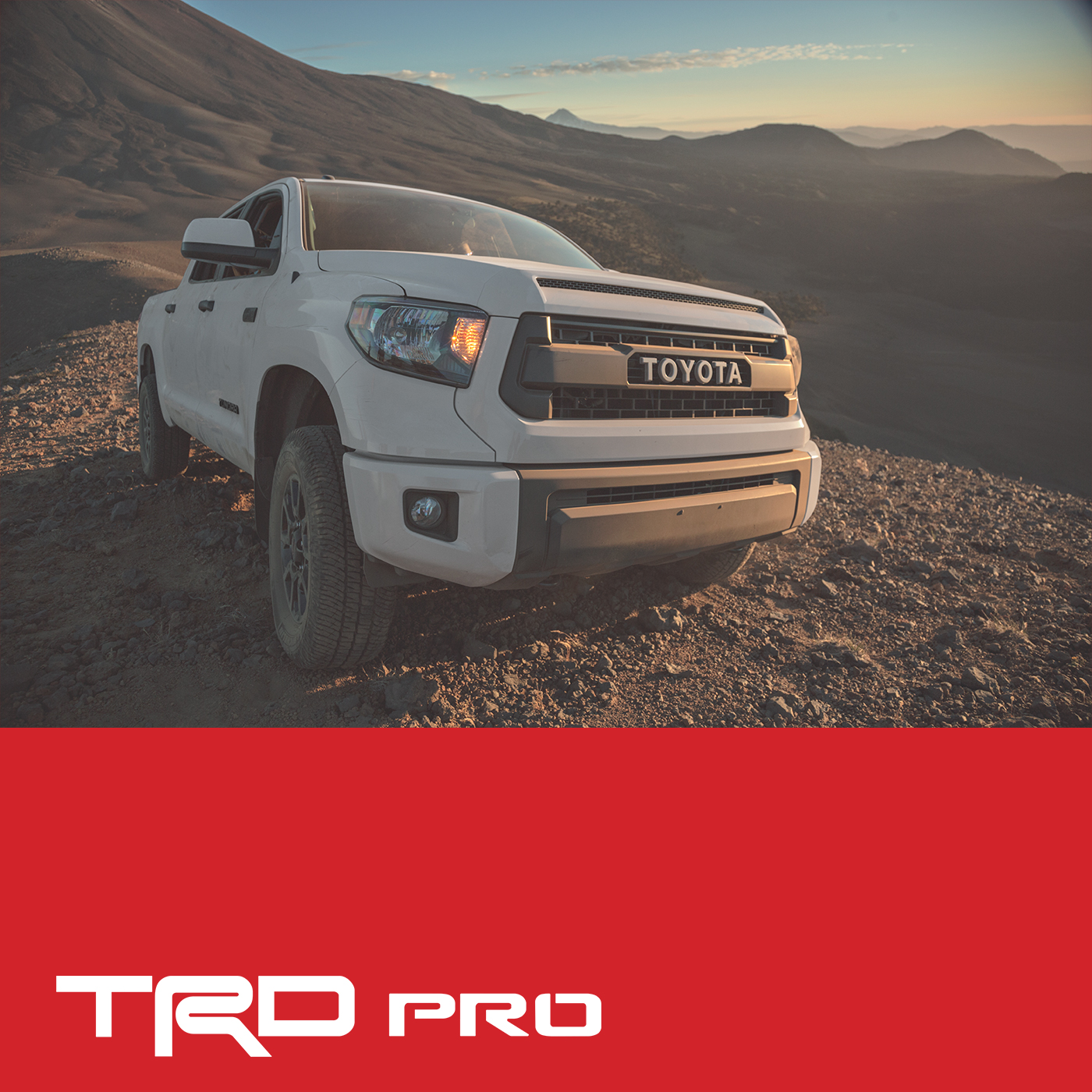 TOYOTA TRD PRO 2015 | VOLCANO HOPPING IN CHILE
