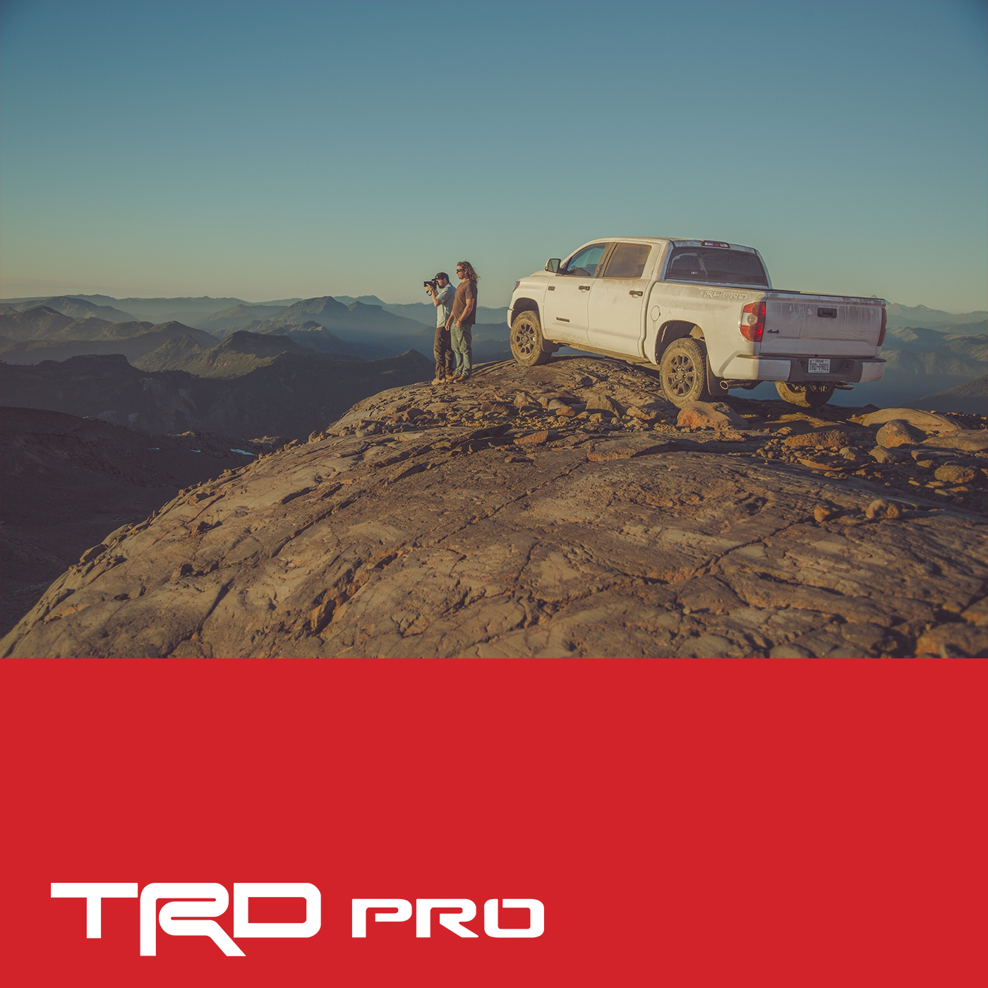 TOYOTA TRD PRO 2015 | VOLCANO HOPPING IN CHILE | HD